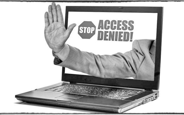 Four Places Where You Cannot Surf the Web Freely
