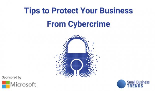 Deborah featured in Small Business Trends / Microsoft Security eBook