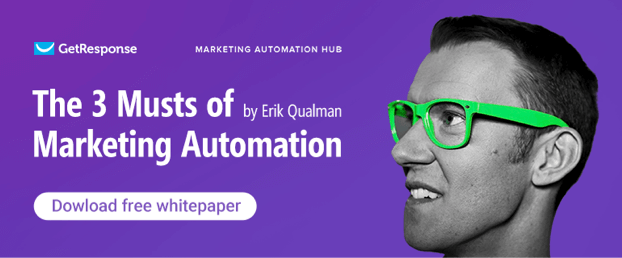 GetResponse and Their New Marketing Automation